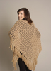 KC570 Margritte Crochet Shawl